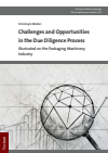 Christoph Müller - Challenges and Opportunities in the Due Diligence Process